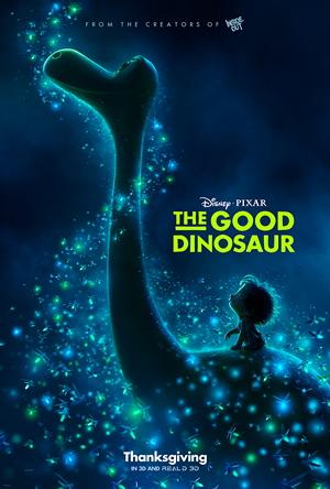 April Favourites The Good Dinosaur