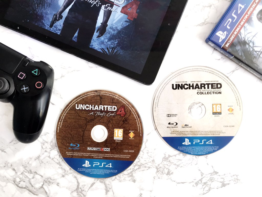Jessica Jade Review Uncharted