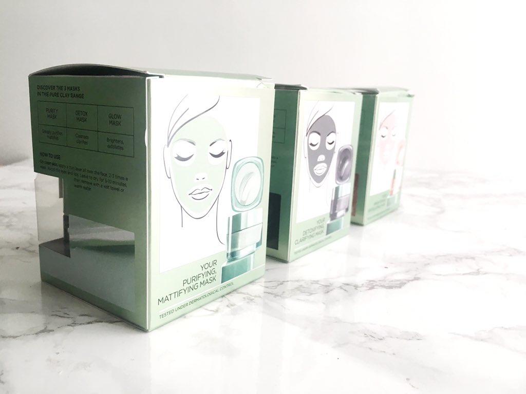L'Oreal Masks