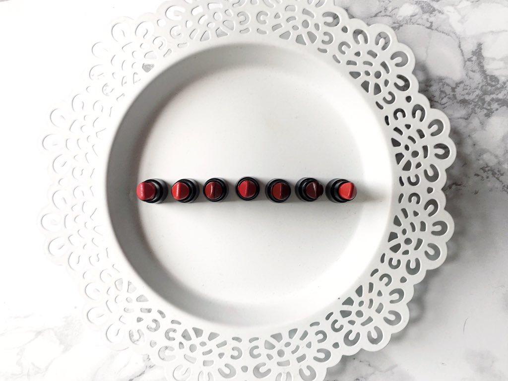 Avon Perfect Reds