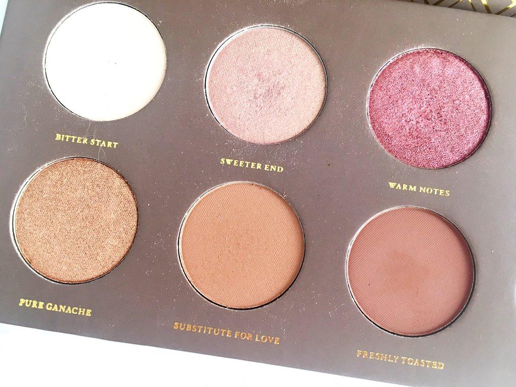 Zoeva Cocoa Blend Palette
